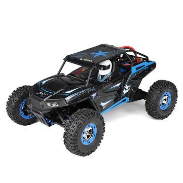 WLtoys 12428 B 1/12 2.4G 4WD RC Car Electric 50KM/h High Speed Off Road Truck Toys