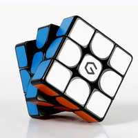 Xiaomi Giiker M3 Magnetic Cube 3x3x3 Vivid Color Square Magic Cube Puzzle Science Education Toy Gift
