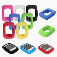7.5x5cm Silicone Gel Skin Case Cover Fit Garmin Edge 500/200 GPS Cycling Computer FS