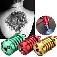 28mm LED Aluminum Tattoo Pen Cartridge Grip Handle
