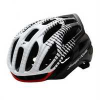 CAIRBULL 56- 62cm Cycling Helmet Took Lightweight Breathable Bike Helmet Safety Warning Lights Helme