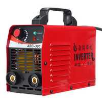 ARC-300 220V Electric IGBT Inverter Welding Machine MMA ZX7 Soldering LCD