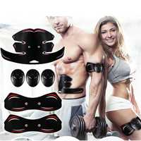 KALOAD EMS Muscle Training Abdominal Waist Muscle Trainer Exercise Body Shaping Stimulator