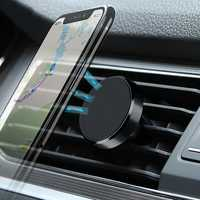 Magnetic Car Phone Holder 360 Rotation Air Vent GPS Mount Stand Universal for Xiaomi/iPhone