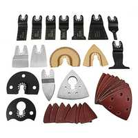 66pcs Oscillating Multitool Saw Blades for Bosch Fein Dremel Makita Machines