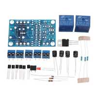 Audio Speaker Protection Board Amplifier Components DC Protect Kit DIY