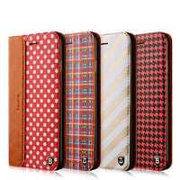 BASEUS Flip PU Leather Stand Holder Card Slots Case Cover For Apple iPhone 6 6S 6Plus 6S Plus