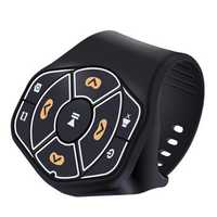 Remote bluetooth Car Steering Wheel Control Button Mobile Phone Controller