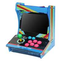 PandoraBox 5S 1299 in 1 Single Player Joystick Arcade Game Console with Display Screen