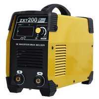 ZX7-200 220V 20-200A Mini Portable Inverter DC Welders IGBT Welding Machine
