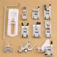 11pcs Presser Foot Set for Husqvarna Viking Sewing Machine