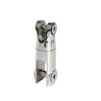 Stainless Steel Marine Boat Anchor Swivel Connector 6mm-8mm