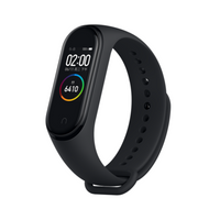 Original Xiaomi Mi band 4 AMOLED Color Screen Wristband bluetooth 5.0 135 mAh Smart Watch International Version