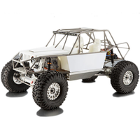 TFL C1805 Unassembled Kit 1/8 4WD Rc Car Metal 2 Speed Gearbox Crawler without Electronic Parts