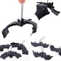 Halloween Scary Bat Halloween Party Hanging Wall Decoration Prop