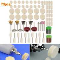73pcs Power Tool Accessories Kit Polishing Tool for Dremel