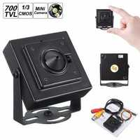 Mini Pinhole HD 700TVL 1/3