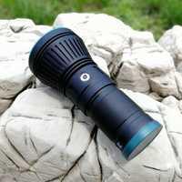 AMUTORCH AM30 New Appearance XHP70.2 4000LM Brightness USB Magnetic Charging LED Flashlight Torch
