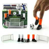 Ideal Party Finger Football Soccer Match Funny Finger Toy Games Gadgets Novelties Toys Interesting