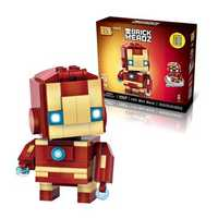 LOZ 1402 Super HeroToy 144PCs Blocks Collection Gift Small Bricks