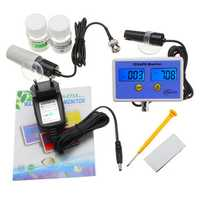 WS-pH2712 Online pH/TDS Monitor PH Rang 0.00~14.00 TDS Range 0.00~1999ppm PH Meter
