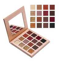 IMAGIC 16 Colors Matte Shimmer Eyeshadow Palette