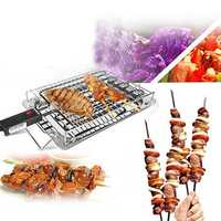 220V 2000W Electric BBQ Grill Pan US Plug Barbecue Teppanyaki Griddle