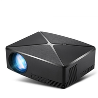 ViviBright C80UP Mini LED Projector Android WIFI bluetooth Video Game Projector Home Cinema Beamer