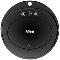 Aiibot D3 Robot Vacuum Cleaner Strong Suction Infrared Sensors Intelligent Cleaner with Remote Control