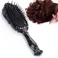 Magic Air Bag Comb Brush Portable Massage Tangle Detangle Anti-static Hair Shower Salon Styling Tool
