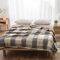 Honana WX-01 Air Conditioning Cool Quilt Washing Cotton Bedding Bedspread Student Summer Cool Quilt