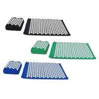 Acupressure Massage Pillow Mat Massager Body Pain Relief
