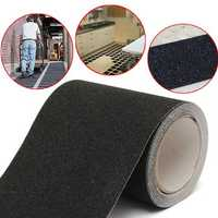 360cm×10cm PVC Anti Slip Tape Non Slip Stickers Adhesive Backed