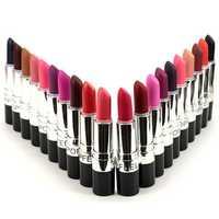 20 Colors Lip Nude Bright Stick Vampire Black Purple Lipstick Exaggerated Color Makeup Comestic