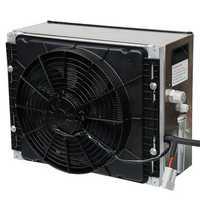 12V Air Conditioner Kit Evaporator Compressor Refrigerating Machine for Car Caravan Truck