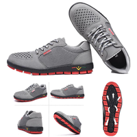 Trainers Anti-Slip Insulation Antistatic Casual Outdoor Hiking Work Welding Mosaic Shoes