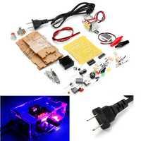 Geekcreit® US Plug 110V DIY LM317 Adjustable Voltage Power Supply Module Kit