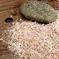 DIY Handmade Building Model Material Grass Tree Powder Pink Mixture Pollen