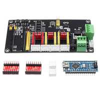 3 Axis USB CNC Arduino Nano Controller A4988 Stepper Motor Driver Board