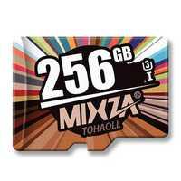 Mixza U3 256GB The Colorful Series High-speed Memory Card