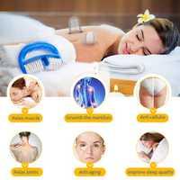 Luckyfine Manual Massager Full Body Blood Circulation Head
