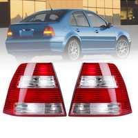 Pair Car Rear Tail Light Brake Lamp with no Bulbs for VW Jetta/Bora MK4 Sedan 1999-2005