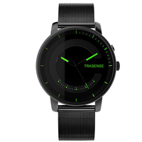 TRASENSE H03-N Luminous Remote Camera Smart Quartz Watch