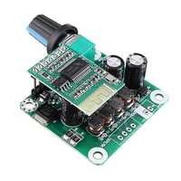 TPA3110 bluetooth 4.2 Digital Amplifier Board 15Wx2 Class D Stereo Power Amplifier DC 8V-26V