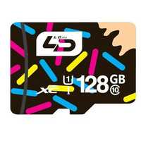 LD 128GB Class 10 High Speed Flash Memory Card TF Card For Mobile Phone