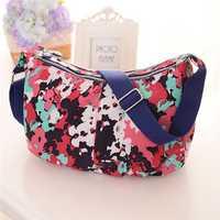 Women Casual Messenger Bags Nylon Light Shoulder Bags