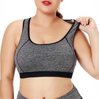 3XL Quick Dry Wireless Yoga Bra
