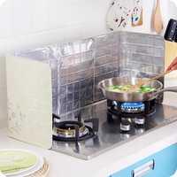 Anti-splatter Shield Guard Cooking Frying Pan Oil Splash Screen Household Gadgets Kitchen Cover Tool