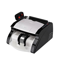 Nanxing NX-422B Cash Counter Machine Currency Detector Banknote Counting UV Lamp Bill Counter