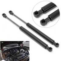 One Pair Front Bonnet Hood Shock Damper Strut Gas Lift Spring For BMW E60 E61 525i